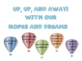 Up, Up, and Away! With Our Hopes and Dreams