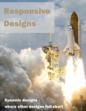 Responsive Design 4 Pack .DOC - Design Thinking - IB MYP Design Rubric PLTW STEM