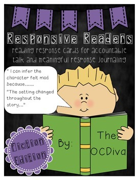 Responsive Readers Pack