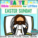 Ressurection Sunday- Easter Morning Activities Packet