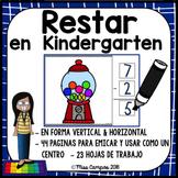 Restar en Kindergarten