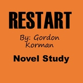 Restart By: Gordon Korman Chapter 2 and 3 Comprehension Questions