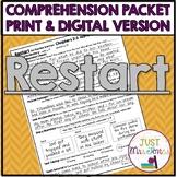 Restart Comprehension Packet | Distance Learning