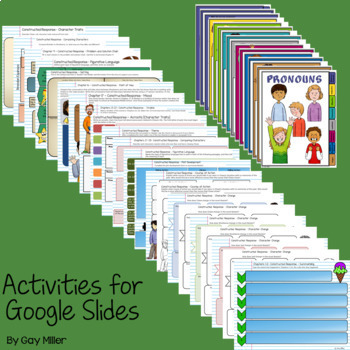 Restart Novel Study: Digital + Printable Book Unit [Gordon Korman]