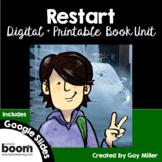 Restart Novel Study: Digital + Printable Book Unit [Gordon