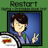 Restart Novel Study: Digital + Printable Book Unit [Gordon