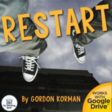Restart Novel Study Book Unit Distance Learning