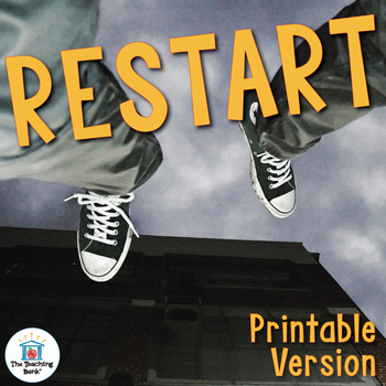 Restart Novel Study Book Unit Printable Version