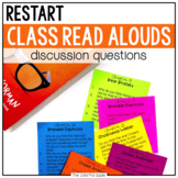 Restart: Read Aloud Discussion Questions