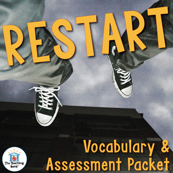 Restart Vocabulary & Assessment Bundle