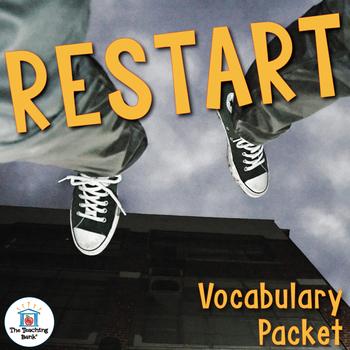 Restart Vocabulary Packet
