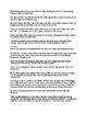 Restate & Citation Practice: Non-Fiction Texts