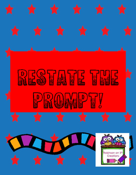 Restate the Prompt