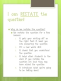 Restate the Question