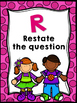 RADD Restate the Question Comprehension Questions