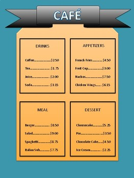 Restaurant Tip and Tax -Proportions-Full Lesson Plan with resources
