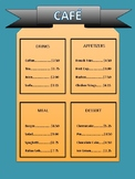 Restaurant Tip and Tax -Proportions-Full Lesson Plan with