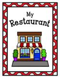 Restaurant (Dramatic Play)