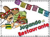 Spanish speaking ..El Restaurante/ Restaurant Dramatic Play
