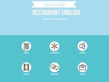 Business English for ESL/EFL: Restaurant English