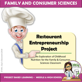 Restaurant Entrepreneurship Project FACS