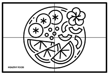 Restaurant Building Coloring Pages - Wecoloringpage | Easy ... | 242x350