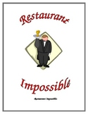 Restaurant Impossible: Adding and Subtracting Positive and Negative Decimals