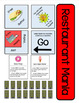 Restaurant Mania Board Game (Culinary, Hospitality and Tourism)