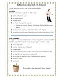 Restaurant Menu Final Task FRENCH - Ontario Curriculum