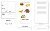 Restaurant Review Brochure Template