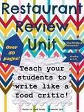 Restaurant Review Unit