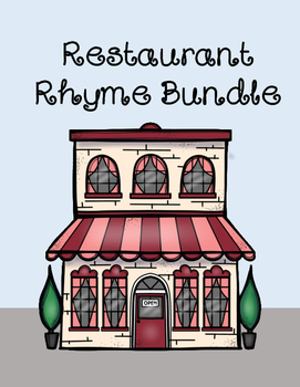 Restaurant Rhyme Bundle