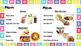 Restaurant Writing Center Mexican! Reading Writing Food Vocabulary Active