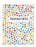Restaurants and Ordering Food
