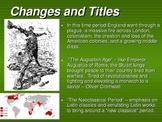 Restoration / Enlightenment England Powerpoint