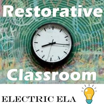 Restorative Action Plan - Classroom Management & Communication