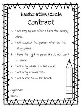 Restorative Circles Kit-- Lower Elementary