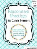 Restorative Circle Prompts