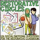 Restorative Circles Prompts