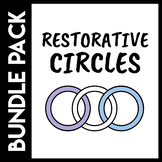 Restorative Circle Starter Packet (Bundle)