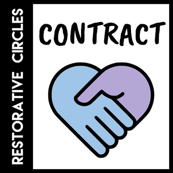 Restorative Circles Contract Template