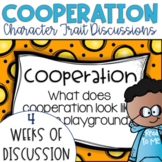 Restorative Circles Daily Character Trait Discussions on C