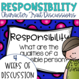 Restorative Circles Daily Character Trait Discussions on R