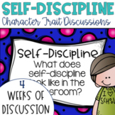 Restorative Circles Daily Character Trait Discussions on S