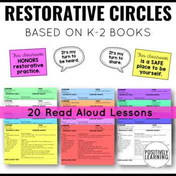 Restorative Practice Circles Read Alouds