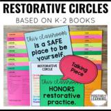 Restorative Circles K-2 Read Alouds