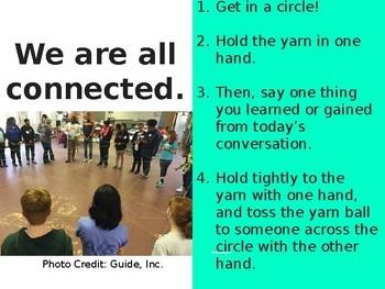 Restorative Justice in the Classroom: Restorative Classroom Conversation