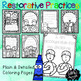Restorative Practices Coloring Pages
