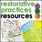 Restorative Practices Think Sheets for Conferencing and Restorative Circles