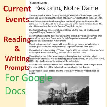 Restoring Notre Dame R&W Prompts for Google Docs